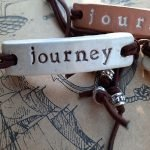 For the journey handmade bracelets